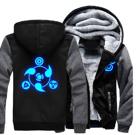 Jaket Uciha Zipper aliexpress buy hoodie new anime uchiha sasuke coat uzumaki jacket