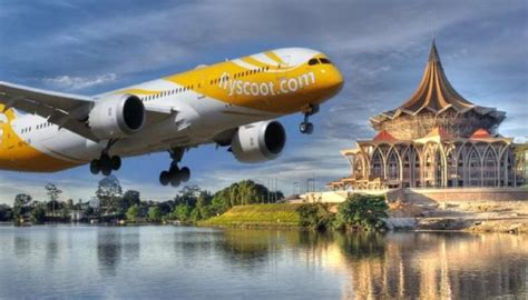 airasia vs scoot singapore s scoot to fly to kuching kuantan by early 2018