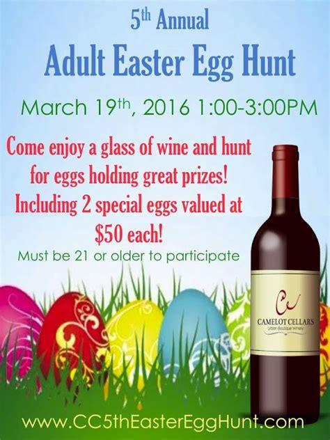 easter egg hunt ideas for adults adult easter egg hunt tickets sat mar 19 2016 at 1 00