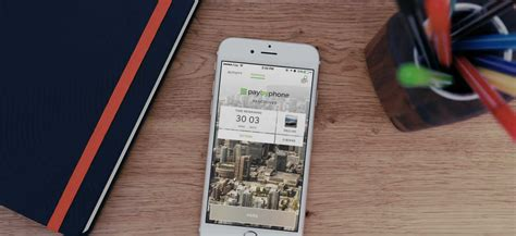 parking mobile app payment solution paybyphone