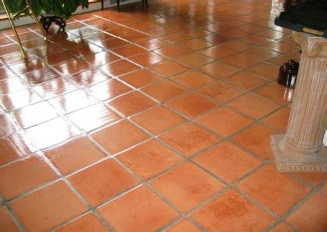 terracotta floor maintained in whipsnade bedfordshire