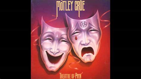motley crue theatre of pain full album bonus track