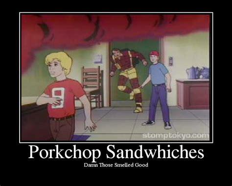 Pork Chop Sandwiches Meme - pork chop sandwiches meme 28 images gi joe psa on