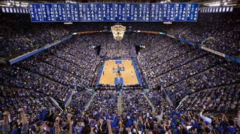 rupp arena student section john calipari has a challenge for big blue nation