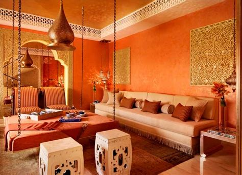 Moroccan Style Decor In Your Home by Bold Design Touches That Create A Moroccan Oasis In Your