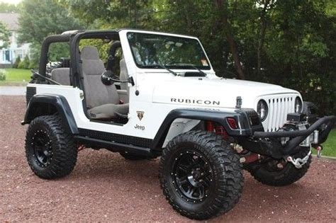 jeep wrangler rubicon 2 door for sale purchase used 2005 jeep wrangler rubicon sport utility 2