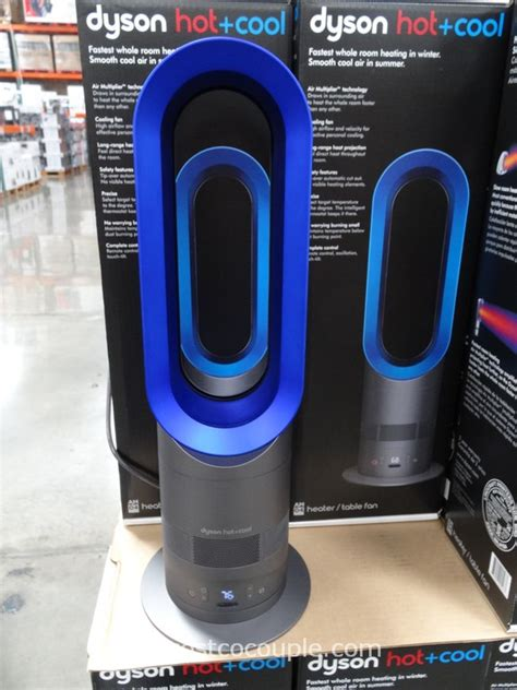 Am05 Dyson Cool Fan Heater Provides Powerful Room