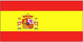 Modern Foreign Languages Pontarddulais Comprehensive Printable Spain Flag
