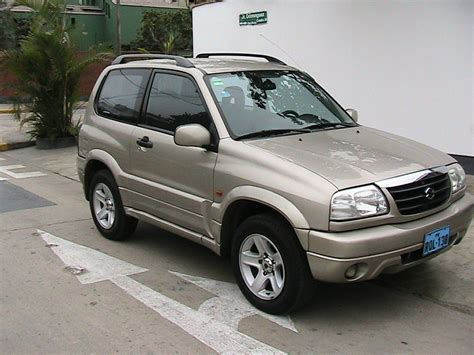 service manual how things work cars 2004 suzuki grand vitara security system sell used 2004