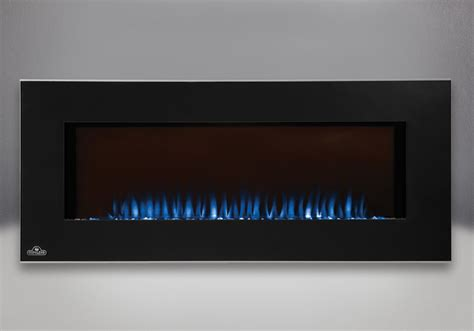 azure 50 electric fireplace napoleon azure 42 s wall hanging electric fireplaces