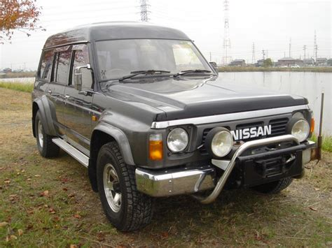 nissan safari nissan safari gran road 1990 used for sale