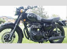Kawasaki W800 SE Black Edition Bike Test - YouTube Kawasaki W800