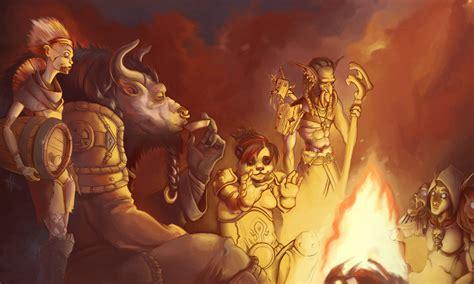printable heroes druid warcraft heroes by luca72 on deviantart