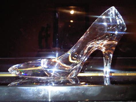 glass slipper the touch a by any other name might just be a