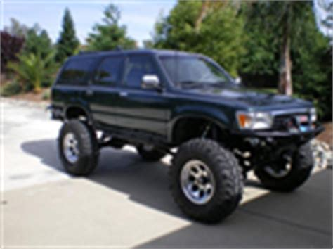 Lift Kit For 1990 Toyota 1991 Toyota 4 Runner Suspension Lift Kits Accessories