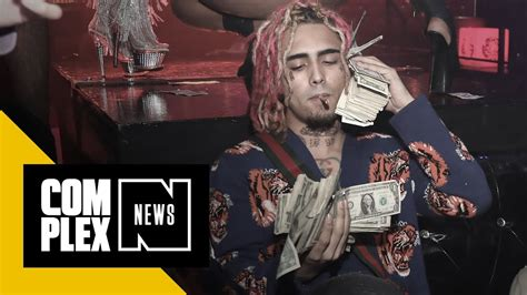lil pump necklace watch lil pump go jewelry shopping in new york youtube