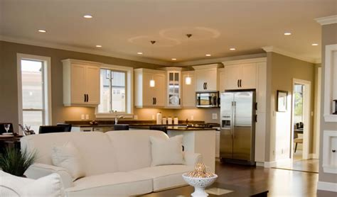 Dining Room Cabinet Ideas benefits of recessed lighting installation by electrical