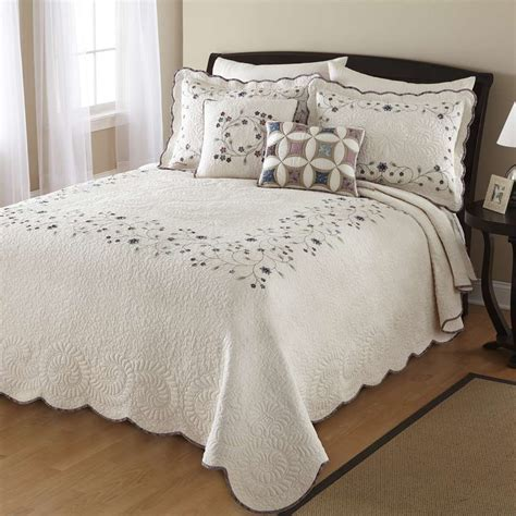 beautiful coverlets beautiful bedding sets free shipping luxury snow white
