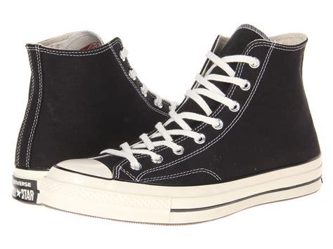 Converse Ct 70s High Black White converse chuck 174 all 174 70 hi zappos free