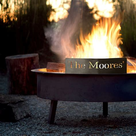 modern firepits insignia pit modern pits by terrain