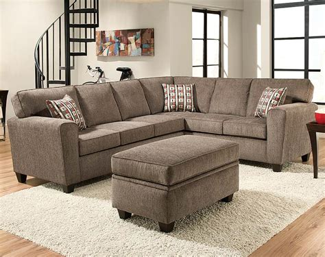 Light Gray Sectional Sofa Not Totally My Style But The Light Gray Sectional Sofa