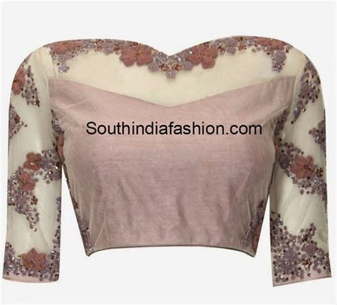 boat neck net blouse boat neck blouse designs with net smart casual blouse