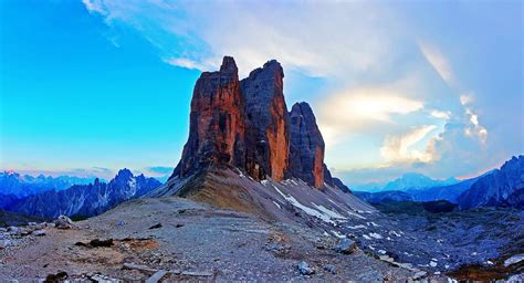 Tourist Guide To Tre Cime di Lavaredo Italy   XciteFun.net