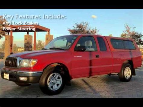 Toyota Tacoma Cer Shell For Sale 2004 Toyota Tacoma 2dr Xtracab With Bedrug Cer Shell
