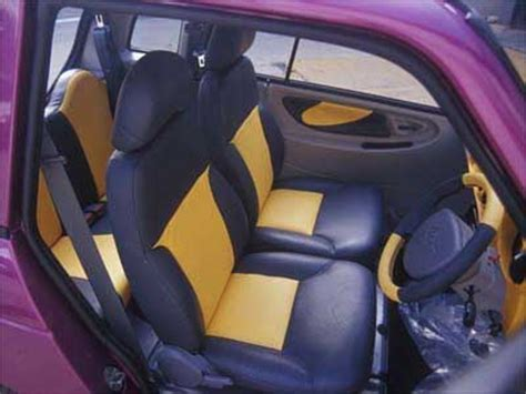 Reva Interior by This Car Will Cost You Just 4 Paisa Per Km Rediff