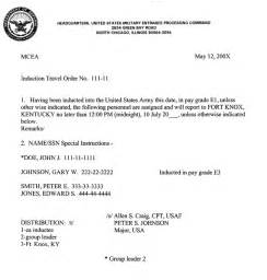 Statement Of Service Letter Templates by Usmc Statement Of Service Letter