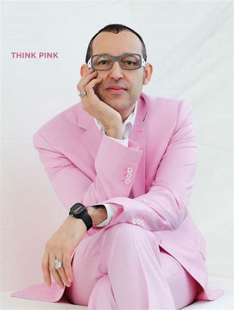 karim rashid wants you to realize how poorly designed what if you only wore one color modern kiddo