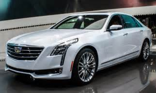 Are Cadillacs Luxury Cars Cadillac Cancels S Class Rivaling Ct8 Sedan Autotribute