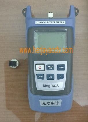 Optical Power Meter Opm Sg86ar70 optical power meter opm herjaya cctv