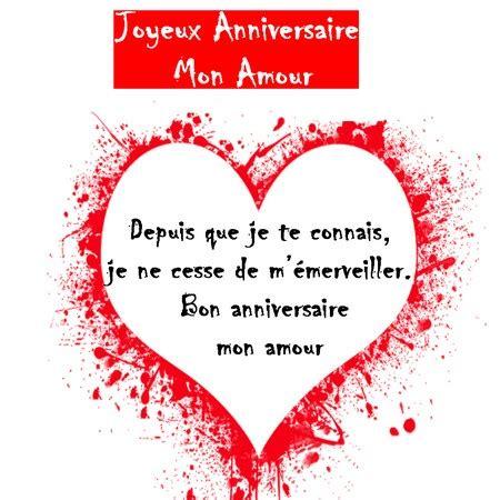 J Aime Mon Mur by Joyeux Anniversaire Mon Amour Messages Et Sms D Amour