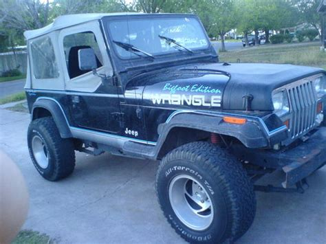 ecantu0207 1991 jeep wrangler specs photos modification