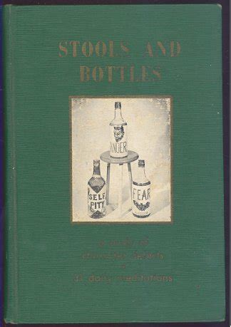 Stools And Bottles by Stools And Bottles Third Printing 1961