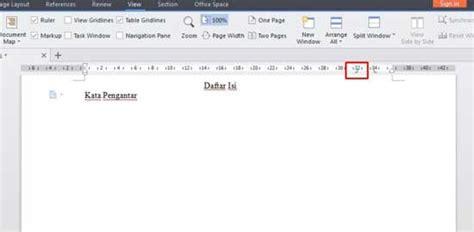 cara membuat daftar isi kata pengantar cara membuat daftar isi daftar pustaka di microsoft word