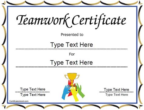 player of the day certificate template special certificate team work certificate