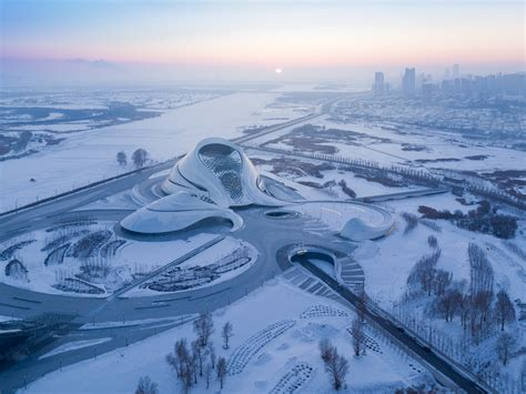 harbin opera house gallery of iwan baan s photographs of the harbin opera house in winter 2