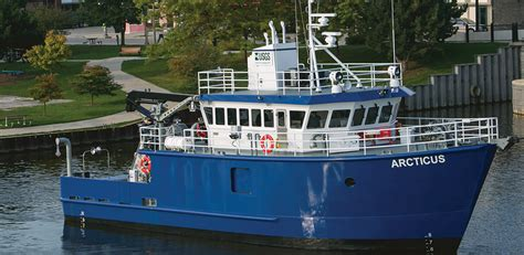 commercial fishing boat builders uk boatbuilder switches from aluminum to steel the fabricator