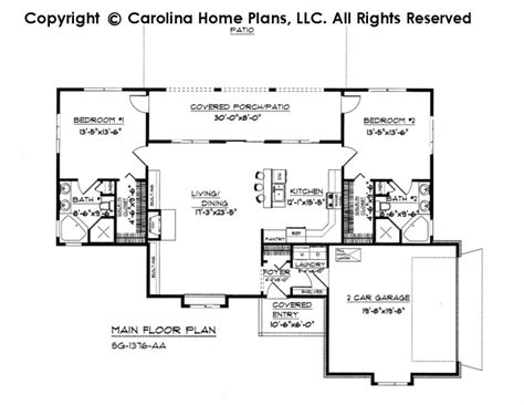 home floor plans under 1500 sq ft small florida style house plan sg 1376 sq ft affordable