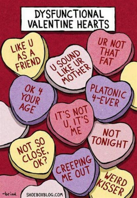 happy valentines day random humor