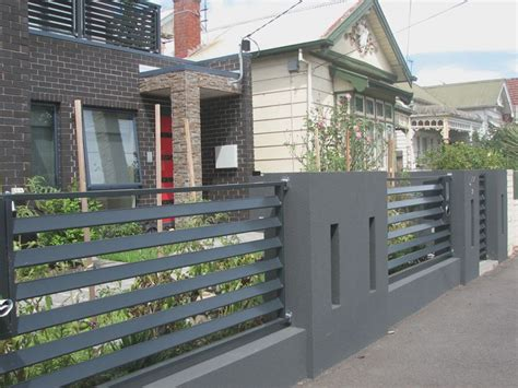 modern house steel gate modern fence design ideas philippines search photos fence modern fence design