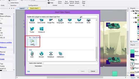 construct 2 free edition tutorial install plugin tambahan di construct 2 beginner