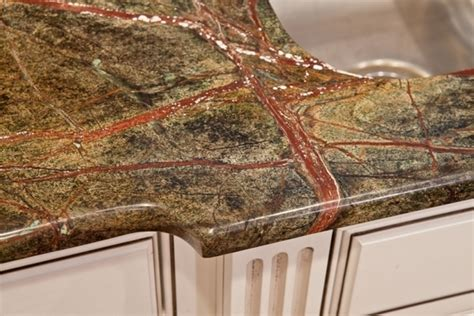 Choosing Granite Countertop Edges by Granite Edges And Profiles Finishing Touch For Your
