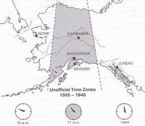 1940 establishments in alaska