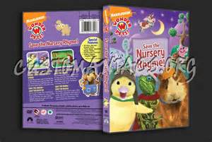 Kitten Nursery Rhymes by Wonder Pets Save The Nursery Rhyme Dvd Cover Dvd