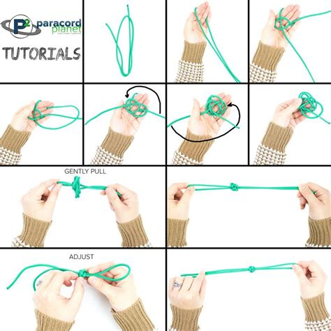 Knots Tutorial - 123 best paracord tutorials images on paracord