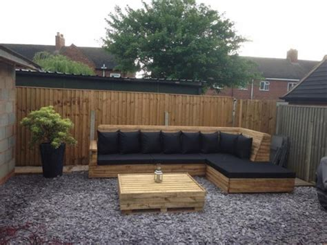 L Shaped Pallet by Diy Pallet Sofa Ideas And Plans Pallet Ideas