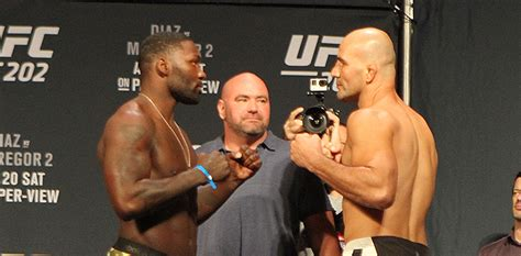 by the numbers ufc 202 ufc news ufc 202 results anthony johnson flattens glover teixeira